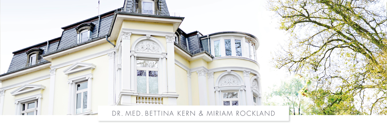 Dr. med. Bettina Kern, Miriam Rockland, Praxis Kern & Rockland